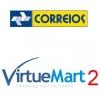 Plugin Correios para VirtueMart 2 - 1 licença