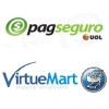 Plugin PagSeguro 2.5 para VirtueMart - 1 licença