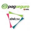 Plugin PagSeguro para CiviCRM 2.2-3.2 - 1 licença
