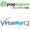 Plugin PagSeguro para VirtueMart 2 - 1 licença