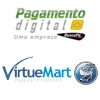Plugin Pagamento Digital 2.0 para VirtueMart 1.0.x - 1 licença